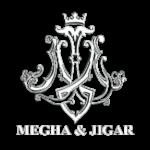 Megha & Jigar Logo
